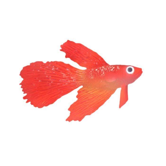 Aquarium Rascasse Aménagement Paysager Réservoir Décor Glowing Effet Ornement Animal_poi289330