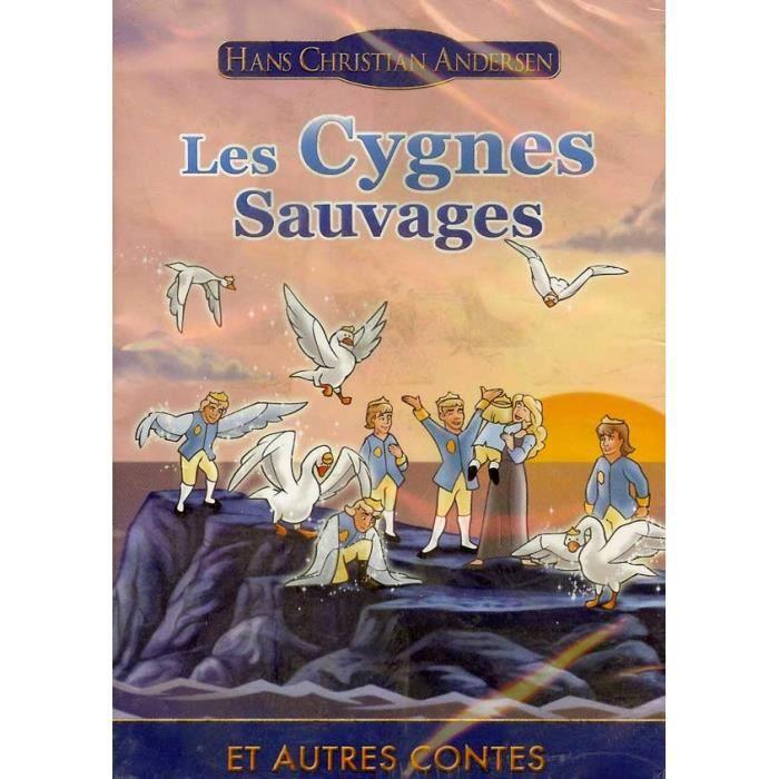 Dvd Les Cygnes Sauvages Et Autres Contes En Dvd Dessin Anim Pas