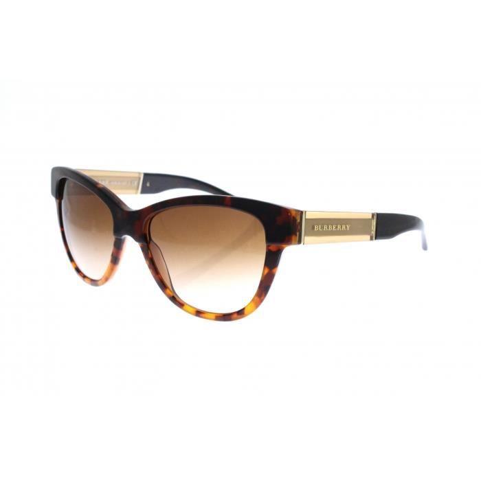 def40dafee Burberry B 4206 3559-13 - Lunettes de soleil femme - Achat / Vente ...