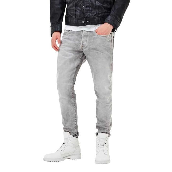JEANS Vêtements homme Jeans G-star 3301 Tapered L38