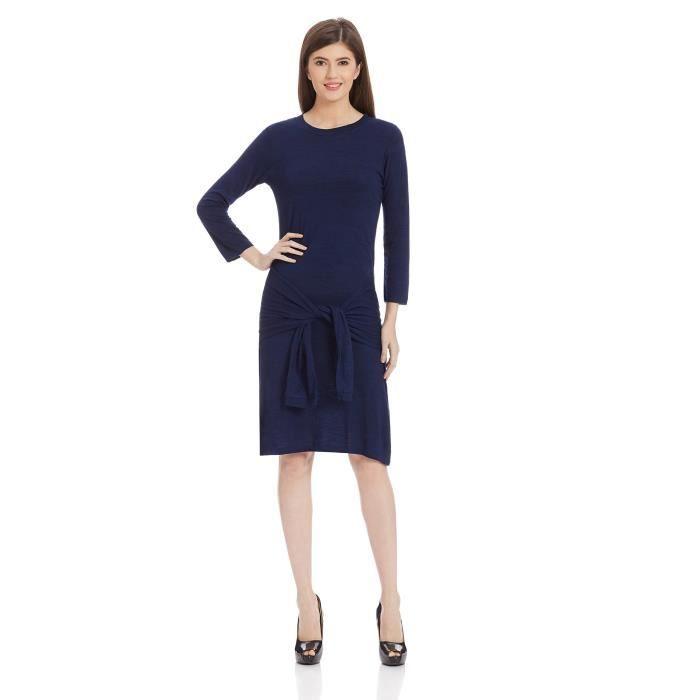Womens Cotton A-line Dress C5TDM Taille-36