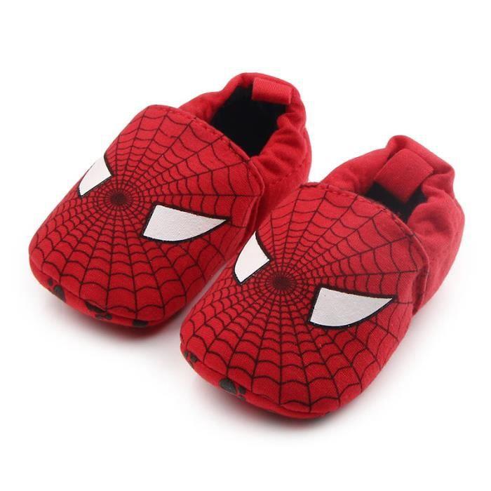 3-11M Bébé Chaussures en Bas âge Douces Coton Soft