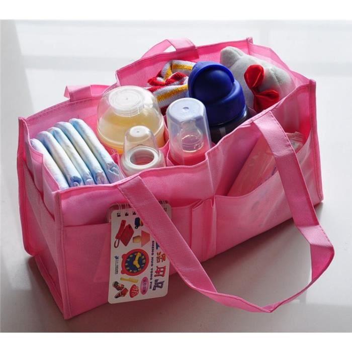 À Sac Langer Organisateur Bébé rose Accessoire FHT4w