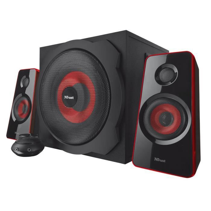 ENCEINTES ORDINATEUR Trust GSP-421 Enceintes PC / Stations MP3