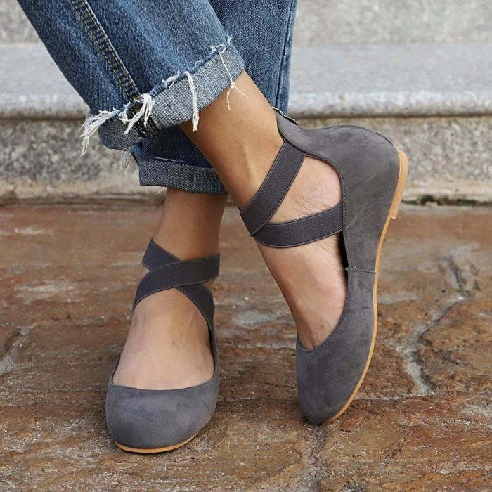 marron À D'été Talon Plat Simple Chaussures Faible Flops Femmes Plage Uwqfnz5U