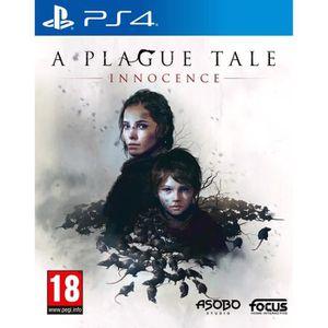 JEU PS4 NOUVEAUTÉ A Plague Tale : Innocence Jeu PS4