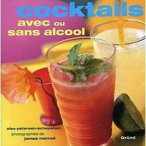 GUIDES CUISINE Cocktails avec ou sans alcool