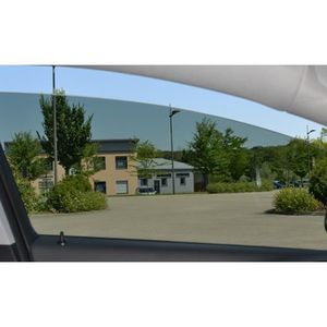 Clio (4) 5 portes (depuis 2012) Kit 3/4 arri?re black 20 film teinté découpé et thermoformé sur mesure