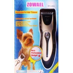 """TONDEUSE POUR ANIMAL Tondeuse pour chien """"zowael"""" rechargeable sans …"""
