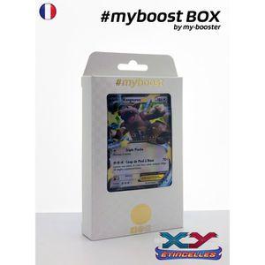 CARTE A COLLECTIONNER Coffret #myboost KANGOUREX EX - XY02 Etincelles -