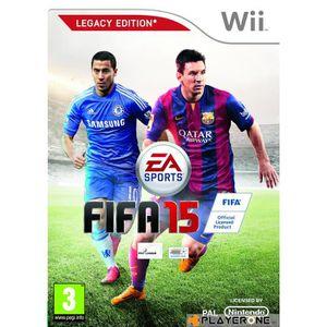 JEU WII U FIFA 15 : Nintendo Wii , ML