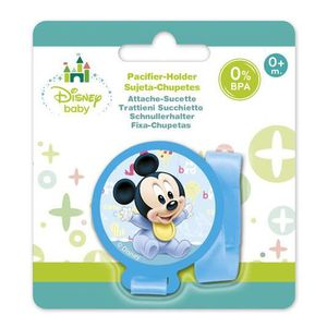 SUCETTE Porte Sucettes Mickey Baby