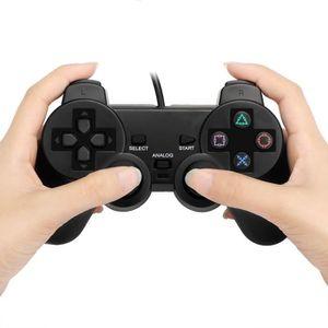 MANETTE JEUX VIDÉO Pour PS2 PlayStation 2 Contrôleur de commande de j