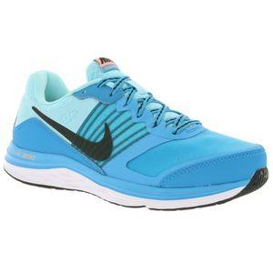 finest selection c7841 20ee8 NIKE WMNS Dual Fusion X Chaussures de course pour femmes bleu 709501 403