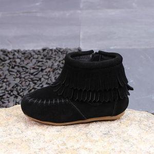 Enfants Chaussures Bébé filles Bordées Mode bottine kJMUsrU