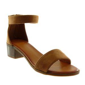 la moitié 4d9ab c3371 Chaussures femme frange noire talon haut - Achat / Vente pas ...