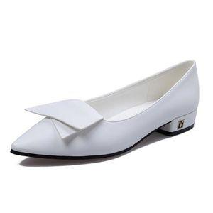 CHAUSSURES DE RANDONNÉE Nik chaussures femme Cuir Moccasin femmes Loafer