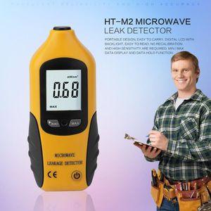 DÉTECTEUR DE MATÉRIAUX Détecteur de fuites micro-ondes haute sensibilité