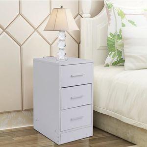 table de chevet 30 cm achat vente pas cher. Black Bedroom Furniture Sets. Home Design Ideas