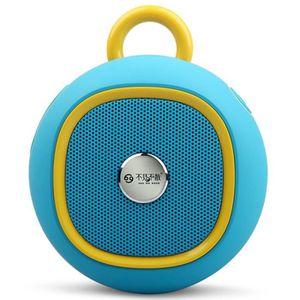 ENCEINTE NOMADE Haut-parleurs portables Haut-parleur sans fil Blue