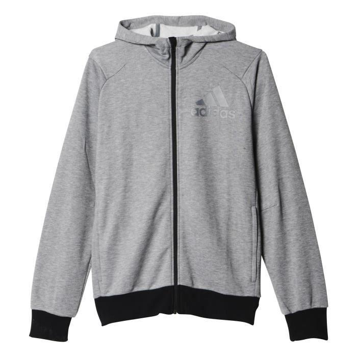 ADIDAS Sweatshirt Prime - Homme - Gris