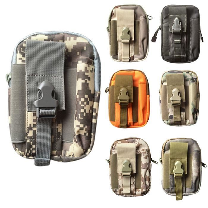 xdx-325Tactical molle taille sacs hommes Outdoor sport sac à dos taille Casual