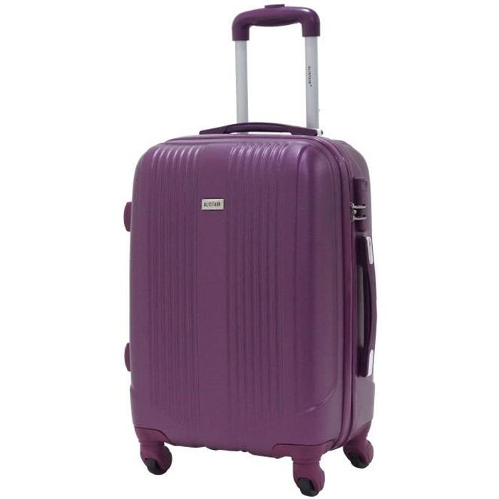 """VALISE - BAGAGE Valise Taille Cabine 55cm -Alistair """"Airo"""" Abs"""