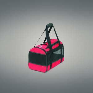Divina Bag, Sac De Transport Large Rouge
