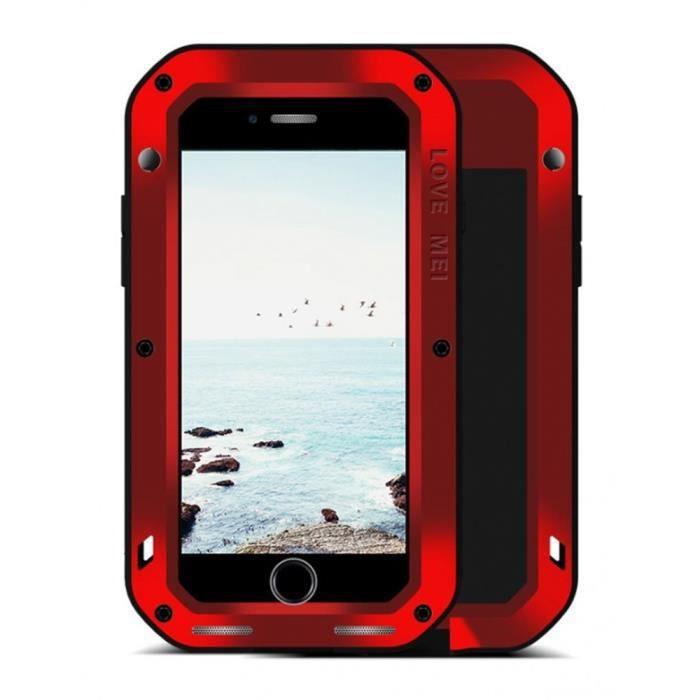 coque incassable iphone 8 etanche