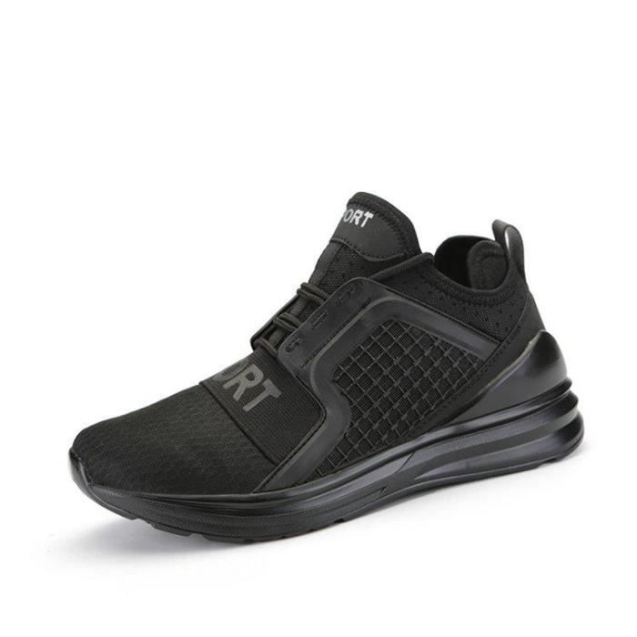 8ee07dbdd99d1 Chaussures De Tennis Homme Mode Pour Un Look éLéGant Confortable Plus  Taille Souplesse Un Look éLéGant Classique