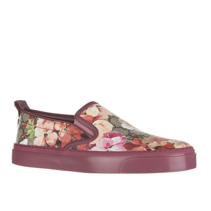 Slip on femme sneakers Gucci