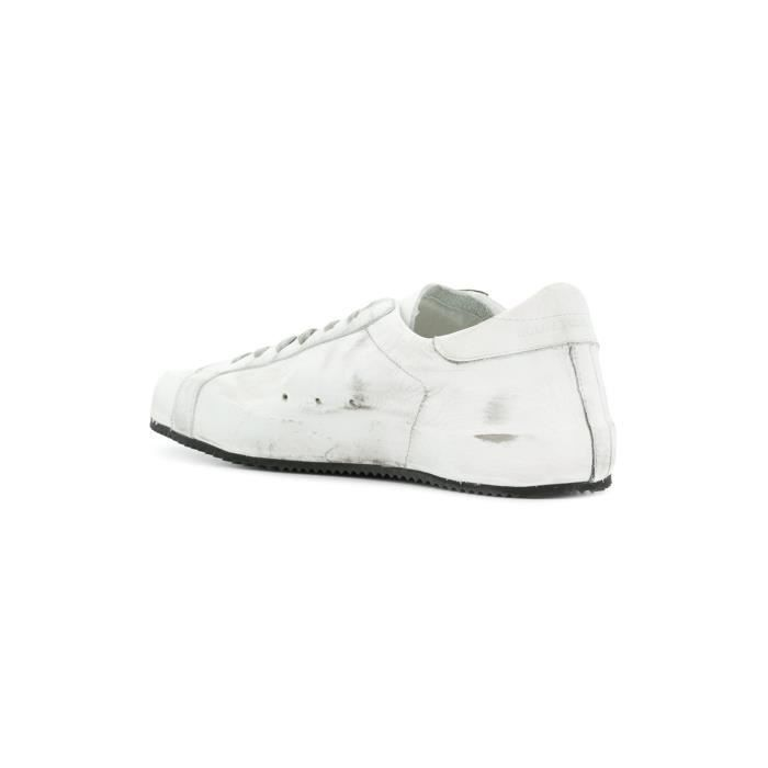 GOLDEN BLANC GOOSE CUIR HOMME G32MS590F71 HOMME GOOSE G32MS590F71 BLANC CUIR BASKETS BASKETS GOLDEN GOLDEN GOOSE gnTqRp7