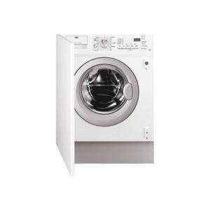 LAVE-LINGE AEG LAVAMAT TURBO L61472WDBI Machine à laver sécha