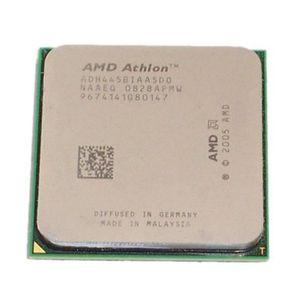 PROCESSEUR Processeur CPU AMD ADH445BIAA5DO Athlon 64 X2 4…