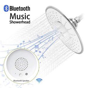 DOUCHETTE - FLEXIBLE Pommeau Douche avec Haut Parleur Bluetooth: Morpil