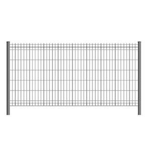 CLÔTURE - GRILLAGE Kit de 50ml de clôture rigide comprenant : 20 pann