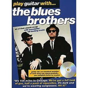PARTITION Play Guitar With... The Blues Brothers - Guitar TA