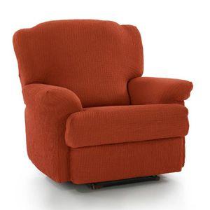 FAUTEUIL Housse de fauteuil relax protectrice intégrale bi