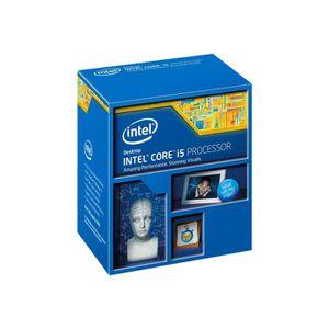 PROCESSEUR Intel Core i5 4570T 2.9 GHz 2 cœurs 4 filetages 4
