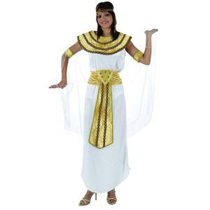 DÉGUISEMENT - PANOPLIE Déguisement Reine du Nil - Adult…