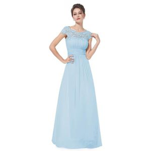 920a3e782f9 Robe bleu pastel pas cher – Modèles populaires de robes