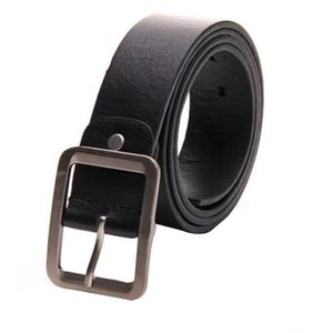 CEINTURE ET BOUCLE dedasing® Boucle de ceinture en simili-cuir Casual f34f8c8a2b0