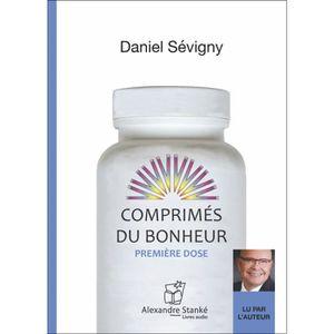 LIVRE DÉVELOPPEMENT Comprimes du bonheur - Premiere dose - Daniel Sevi