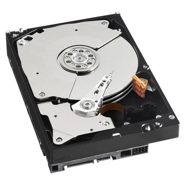 Western Digital HDD Black WD5003AZEX- 500Go - 64 Mo - 3.5\
