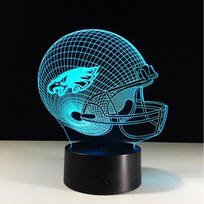 """Résultat de recherche d'images pour """"lampe 3d eagles"""""""