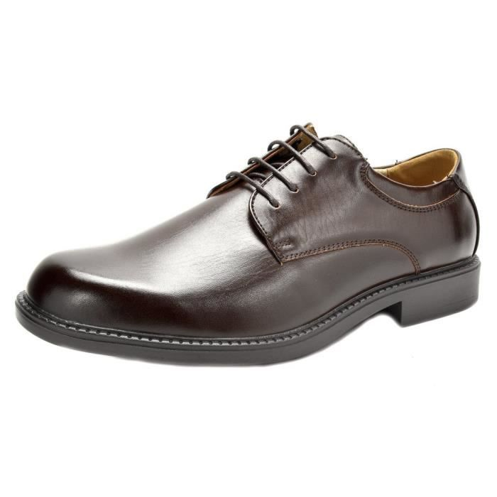 Marc en 1 Bruno 49 Downing doublé cuir 02 2 Chaussures Oxfords OA5US Taille Robe ApZFZwqd