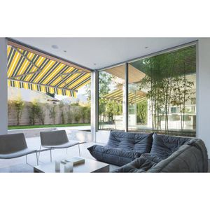 store store banne stores extrieurs monobloc manuel bon plan - Store Banne Exterieur Monobloc Pret A Poser