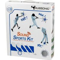 PACK ACCESSOIRE PACK WII MOTION SOUND SPORTS POUR WII