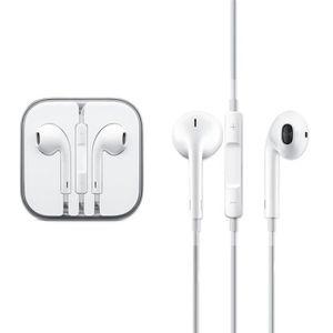 CASQUE - ÉCOUTEURS APPLE Ecouteurs iphone 6 AUTHENTIQUE avec mini-jac