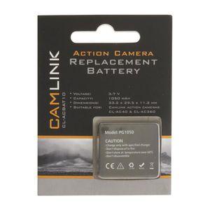 BATTERIE DOMOTIQUE Camlink Batterie pour appareil photo Lithium-Ion 3